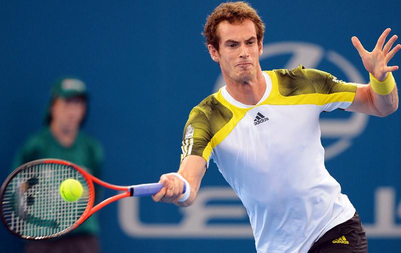 Classement ATP : Murray reprend la 2e place à Federer