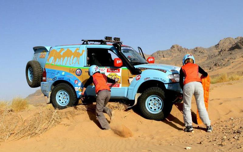 Rallye Aïcha des Gazelles : A vos marques, Mesdames !