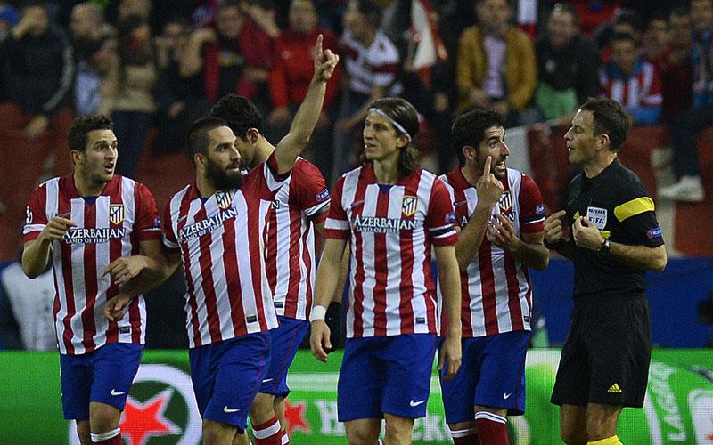 Liga : L'Atletico Madrid tient tête au Barça, le Real se reprend