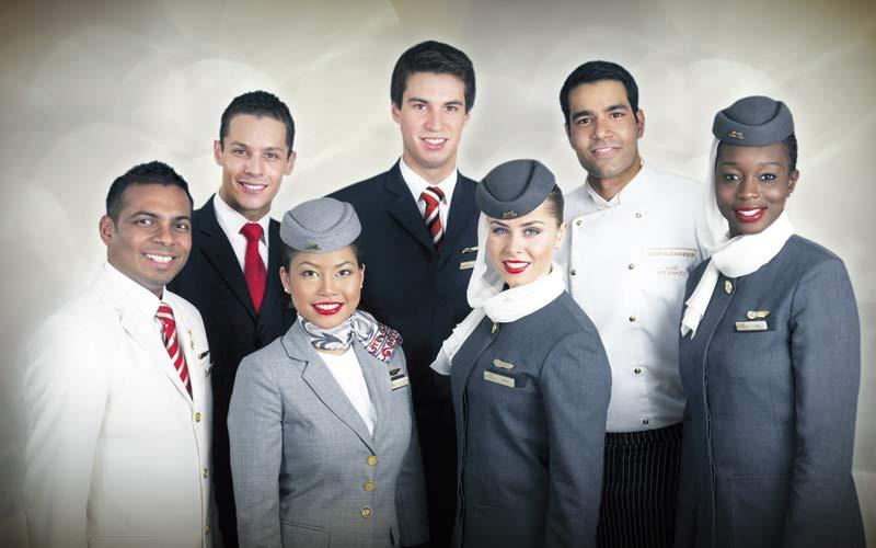 Etihad Airways recrute