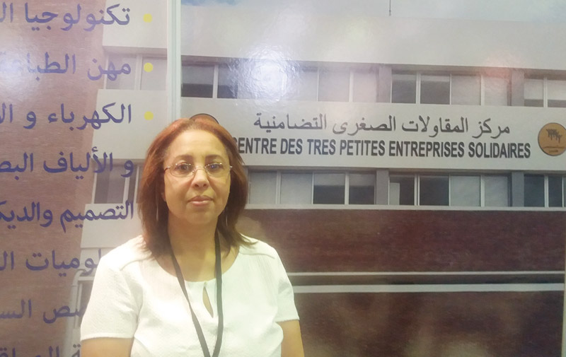 Naïma Sahil: «Seuls les projets viables sont retenus»