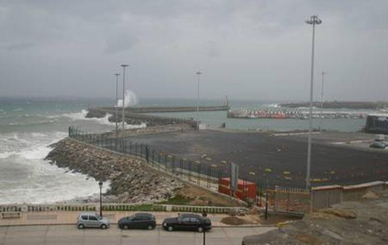 Transport maritime : Le port de Tarifa fermé