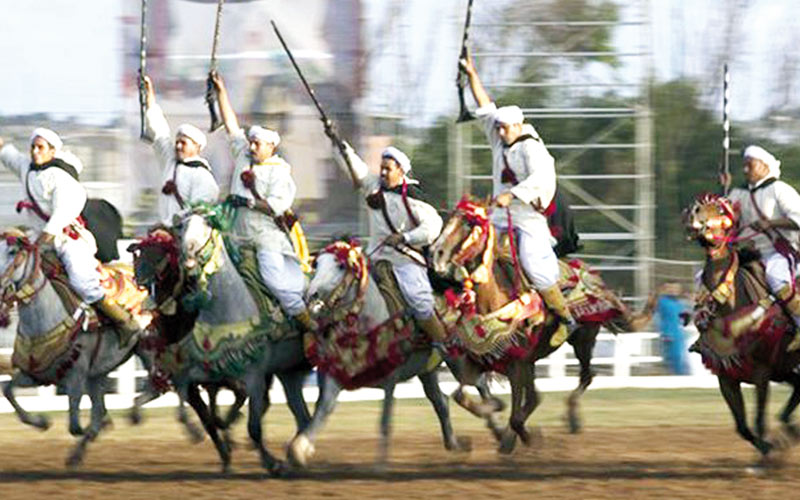 Equitation traditionnelle: Doukkala-Abda championne