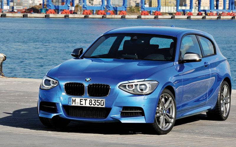 BMW : La Série 1 siglée  M Design