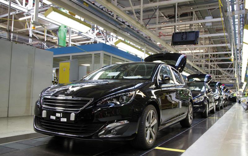 Peugeot-Citroën courtise  les équipementiers à Kénitra