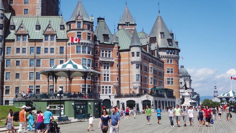 Une immigrante raconte son étonnement: à la découverte du Québec