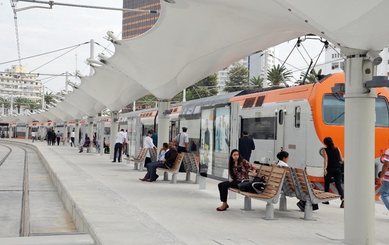 Rapport d'activité de l'ONCF pour l'exercice 2014: L'activité ferroviaire va bon train