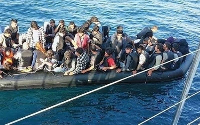 Migration : record des traversées via la Méditerranée en Octobre