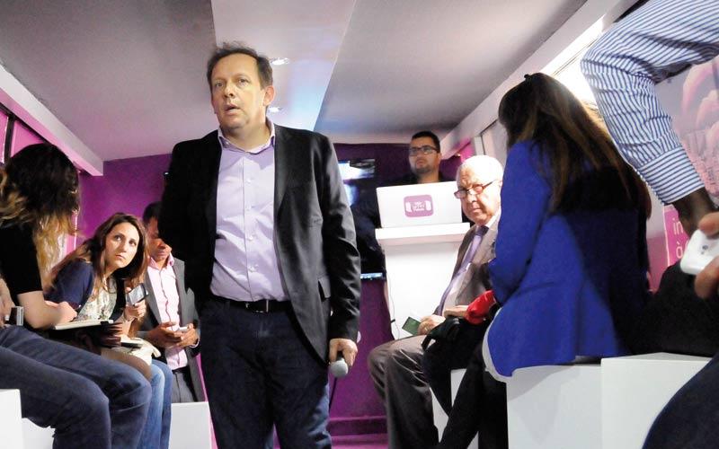 Frédéric Debord quitte Inwi