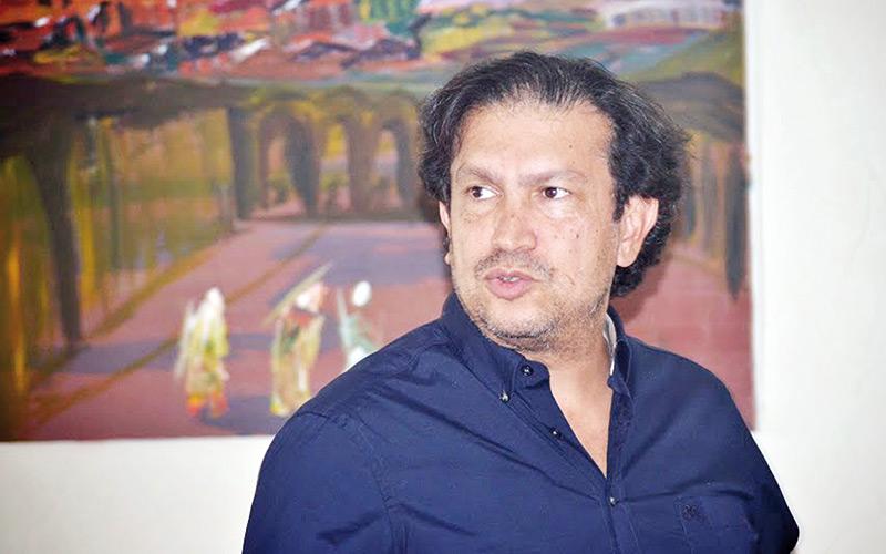 La liberté des arts sous le pinceau de Rachid Aadil