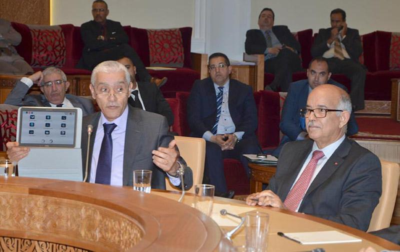 e-Parlement: Les députés  ont leur application