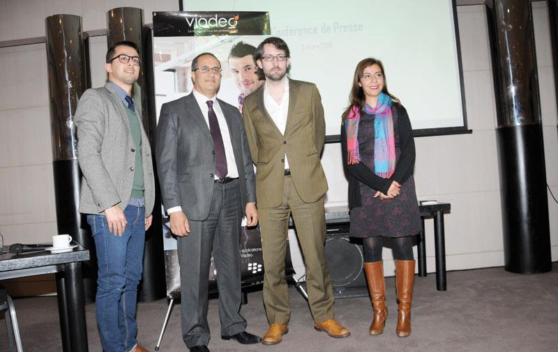 L'AGEF s'allie à Viadeo: Pour une  meilleure  visibilité  du marché  de l'emploi  au Maroc