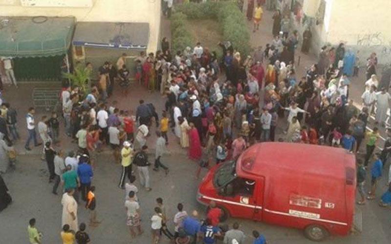 Berrechid : Une institutrice  tue un enfant et le jette  du 4ème étage