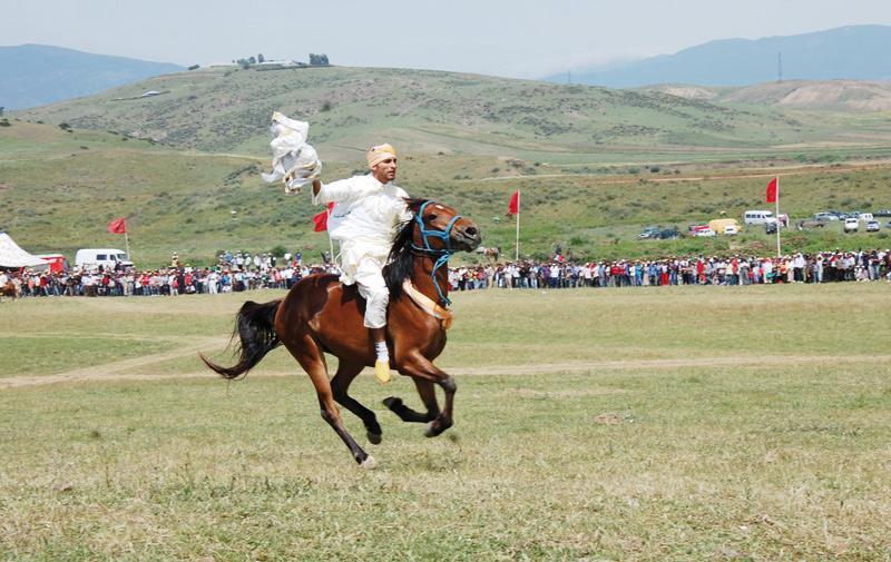 Festival international d'équitation Mata: Les cavaliers à l'honneur