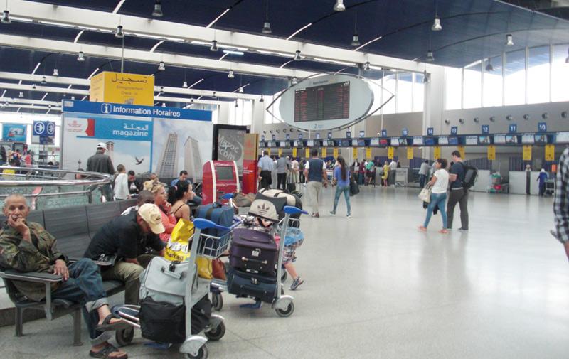 Trafic aérien: Plus de 1,58 million de passagers à fin octobre