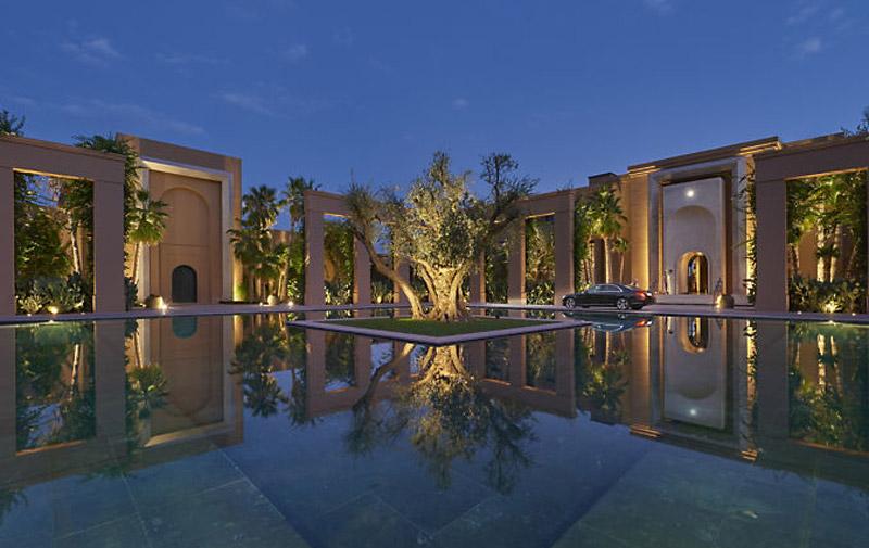 Mandarin Oriental de Marrakech: Le plus bel hôtel de luxe au monde