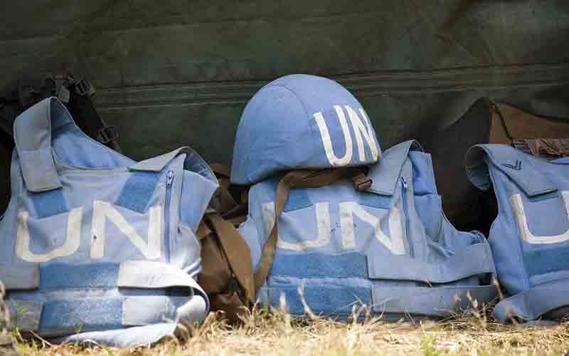 RDC: les casques bleus marocains décorés par la Monusco