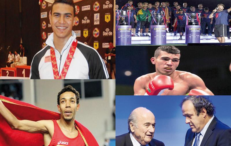 Retro 2015: Des médailles et des podiums