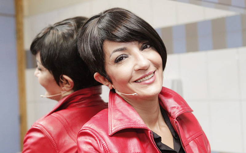Hanane El Fadili : «Je fais de la politique à ma manière»