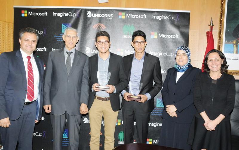 Microsoft Imagine Cup 2015: Unicorns défend ses chances au Bahreïn