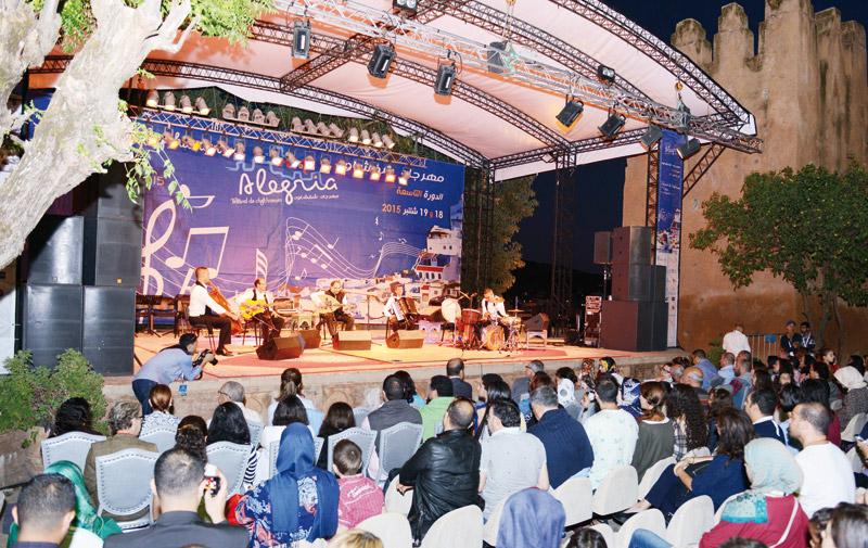 Festival Alegria à Chefchaouen: Des rythmes musicaux marocains et latins en clôture