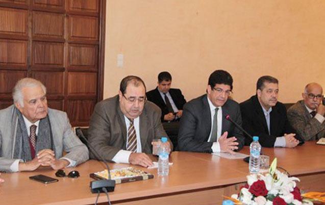 L'opposition lance une instance  sur l'autonomie du Sahara