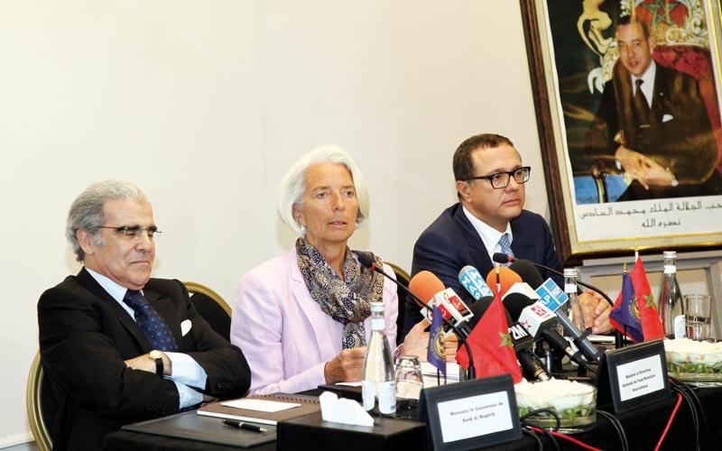FMI : Le Maroc gagne du terrain