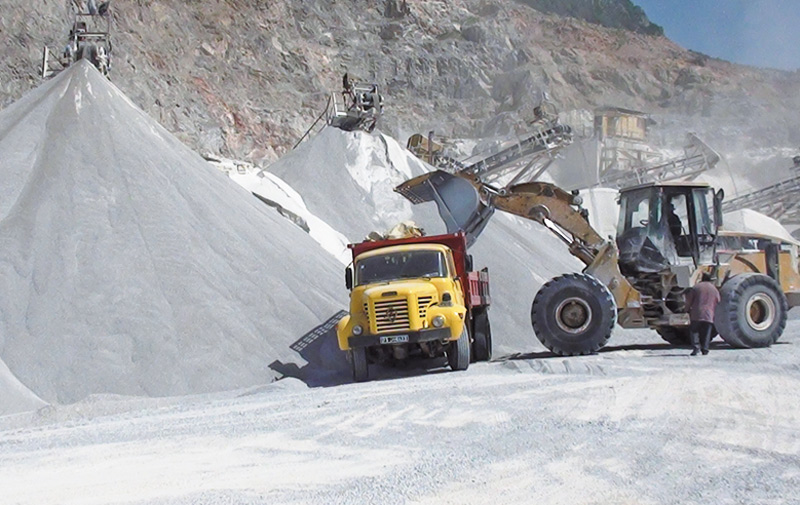 Ventes de ciment: Un mai gris