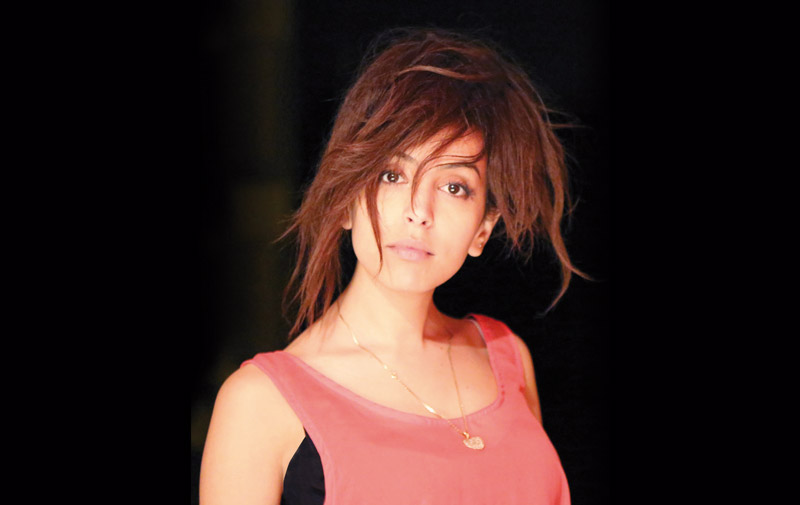 Randa Maroufi: «Je ne peux m'enfermer dans une seule forme d'expression»