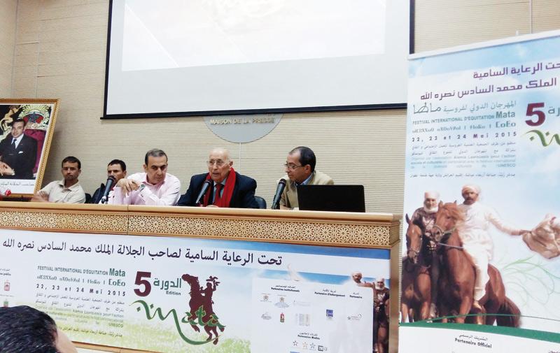 Equitation: Quelque 220 cavaliers attendus  au Festival international Mata