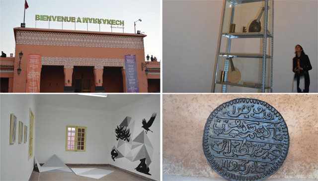 La Fondation Alliances s'associe à la Biennale d'art de Marrakech