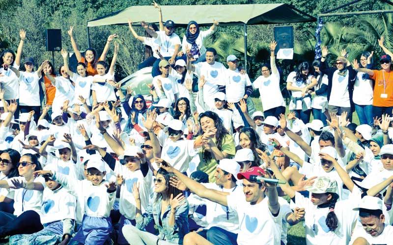 Solidarité: Les étudiants de l'UIC au chevet de SOS Villages d'enfants