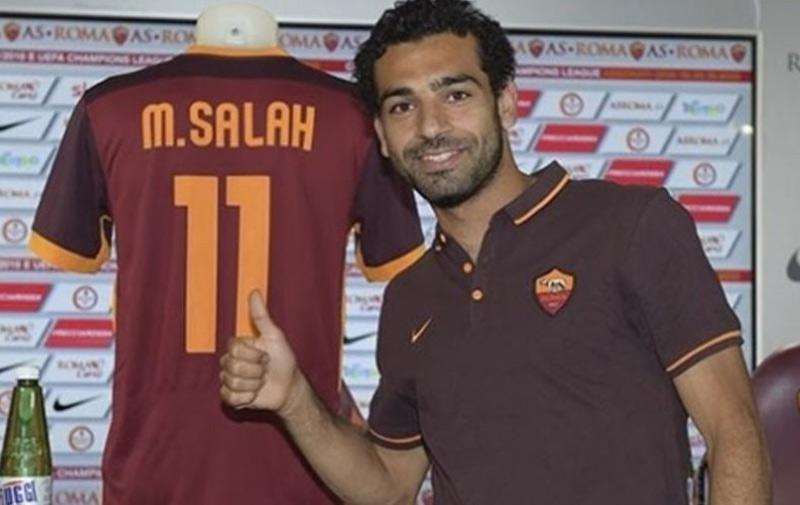 Football : Mohamed Salah prêté à l'AS Roma pour une année