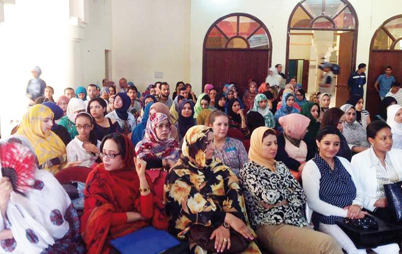 Laâyoune : Les infirmiers à l'honneur
