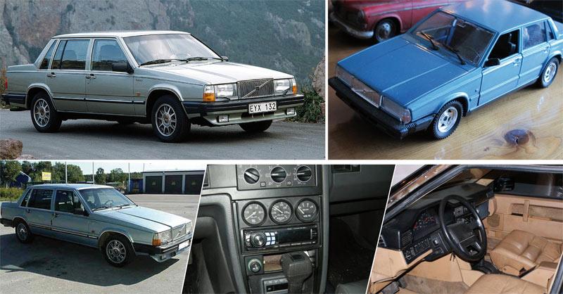 Il était une fois… Volvo 760 : La bûcheronne suédoise !