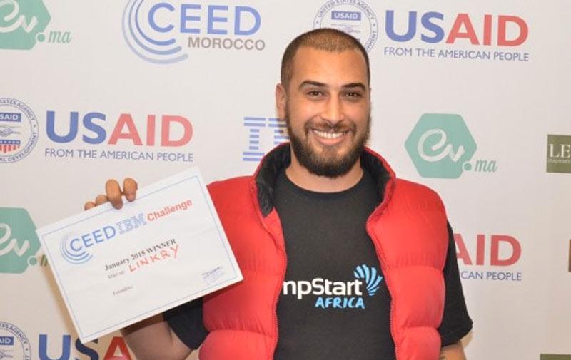 CEED Maroc et IBM Maroc au chevet des start-up: Le projet Linkry primé
