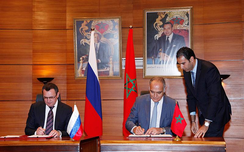 Commission mixte maroco-russe : un nouvel élan à la coopération bilatérale