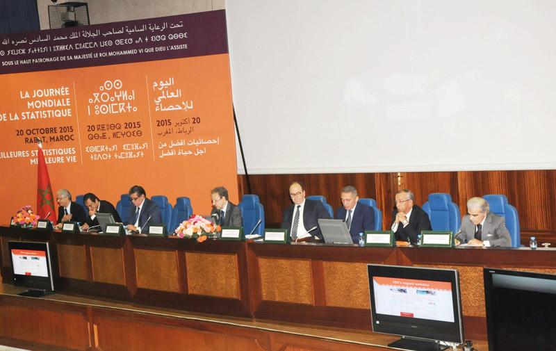 Journée mondiale de la statistique: Le HCP célèbre ses réalisations