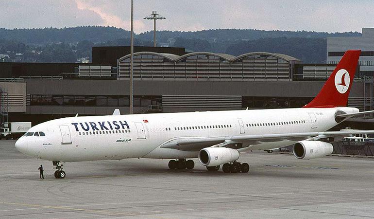 Turkish Airlines: nouvelle alerte à la bombe sur un vol de la compagnie