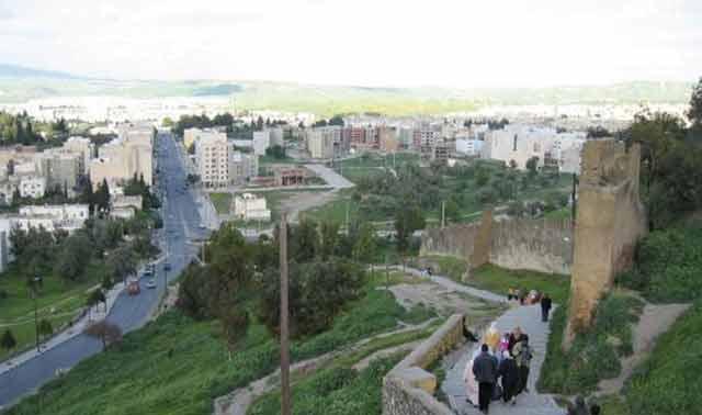 Tremblement de terre de 4,4 degrés à Taza