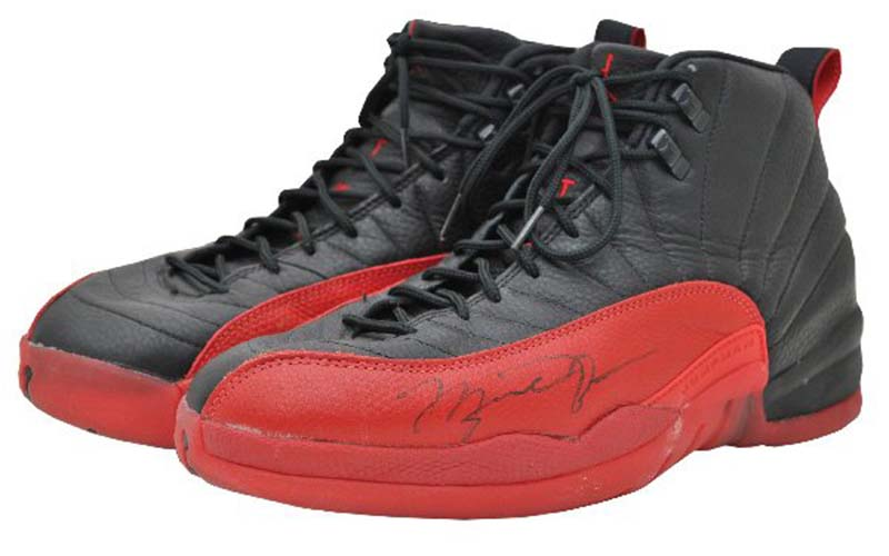 Des baskets de Michael Jordan à 27 000 euros !