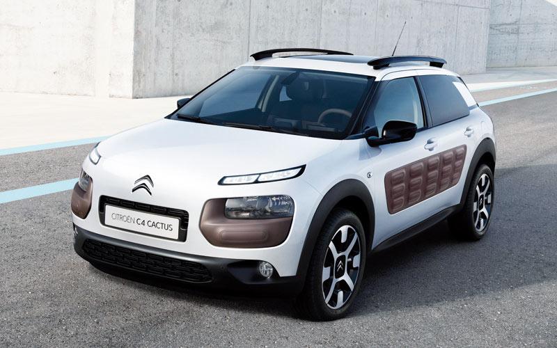 Essai Citroën C4 Cactus: Un crossover qui  ne manque pas de piquant!