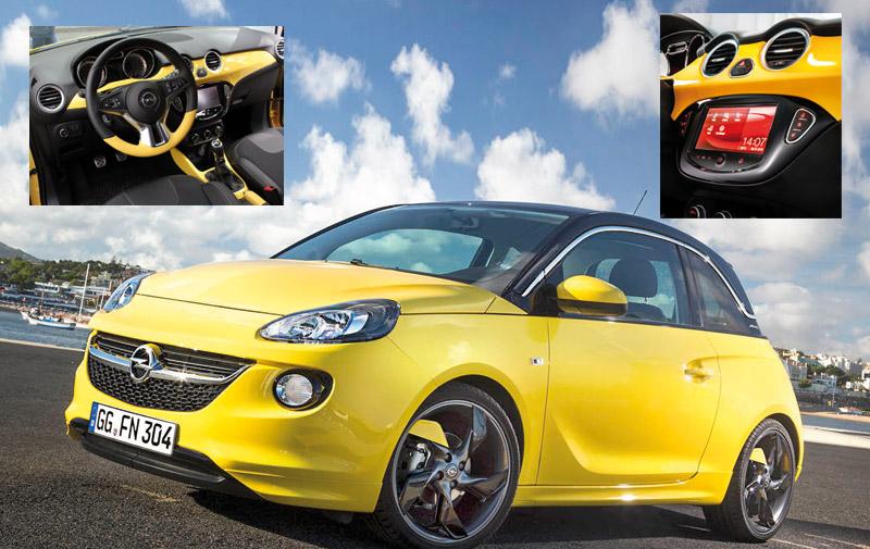 Opel Adam : Mini, mais mimi !