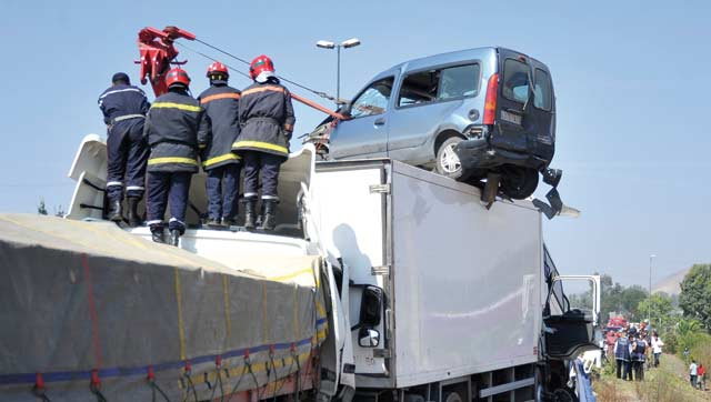 Accidents de la route: Les indicateurs explosent