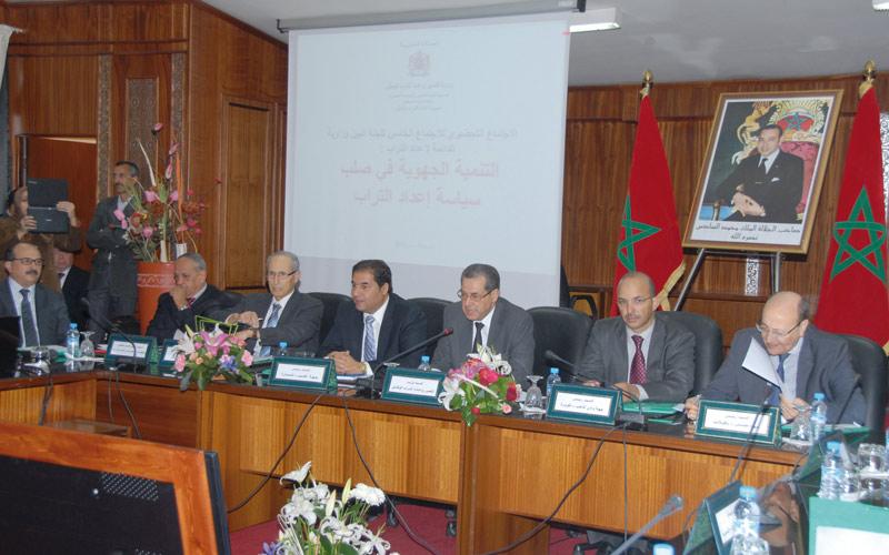 Loi organique sur la régionalisation avancée, Laenser : Le texte verra le jour dans les prochaines semaines