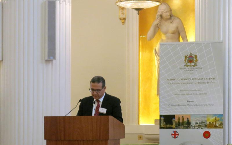 L'initiative Wessal Capital et le Fonds marocain de développement touristique  à l'honneur à Londres