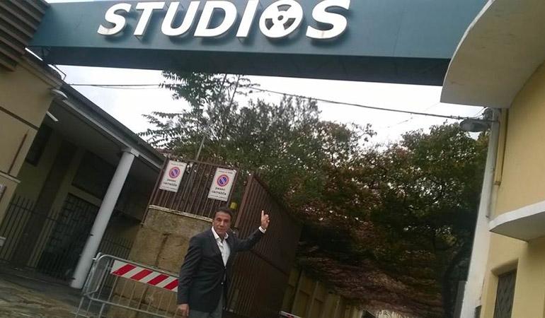 Abdou Achouba coopté Partner associé des Studios Incir De Paolis à Rome