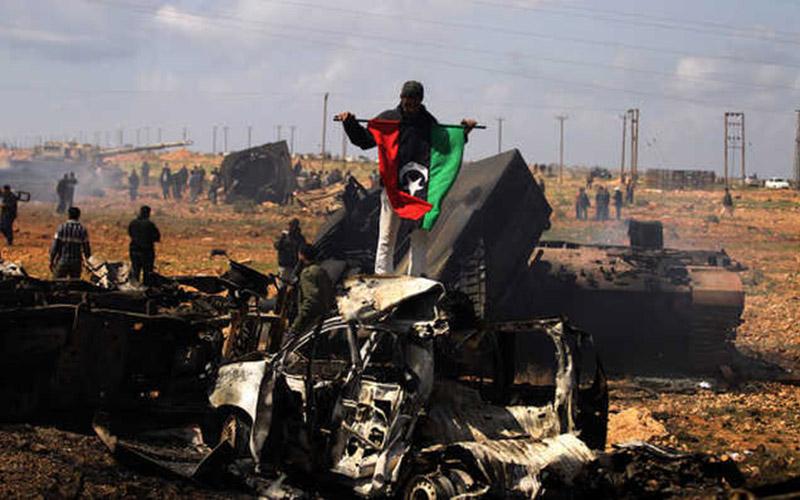 21 personnes tuées en Libye