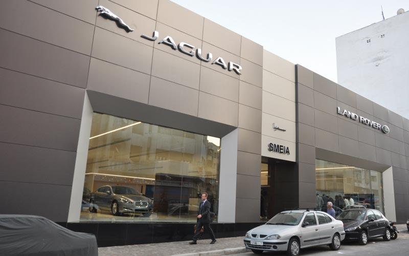 Distribution: Smeia importera Jaguar