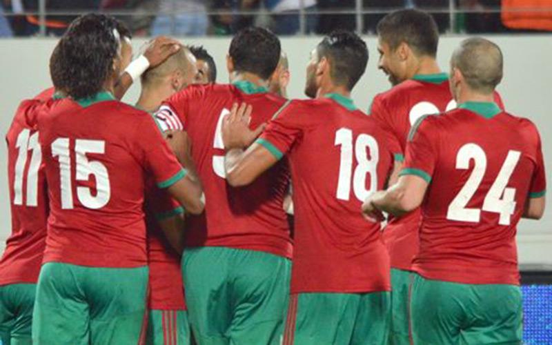 Football : l'Équipe du Maroc remonte au classement FIFA
